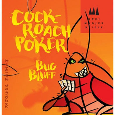 Buy Cockroach Poker and more Great Board Games Products at 401 Games