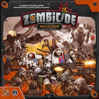 Buy Zombicide - Invader (Pre-Order) and more Great Board Games Products at 401 Games