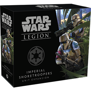 Buy Star Wars - Legion - Imperial Shoretroopers Unit Expansion (Pre-Order) and more Great Tabletop Wargames Products at 401 Games