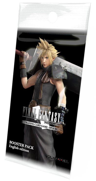 Buy Final Fantasy TCG - Opus 4 Booster Pack and more Great Final Fantasy TCG Products at 401 Games