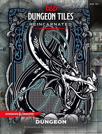 Buy Dungeons & Dragons - 5th Edition - Dungeon Tiles Reincarnated - The Dungeon and more Great RPG Products at 401 Games