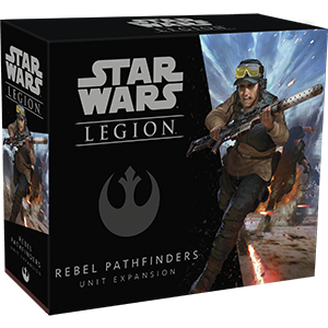 Buy Star Wars: Legion - Rebel Pathfinders Unit Expansion and more Great Tabletop Wargames Products at 401 Games