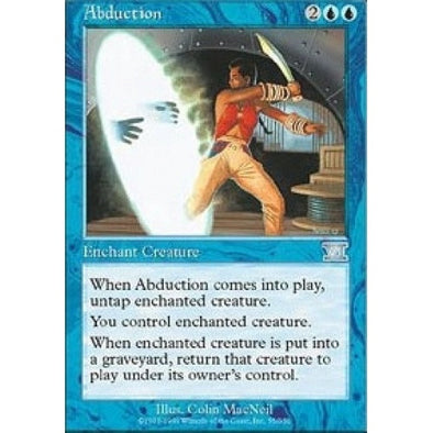 Buy Abduction and more Great Magic: The Gathering Products at 401 Games