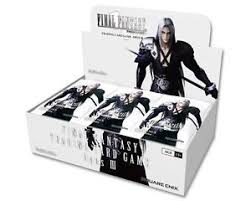 Buy Final Fantasy TCG - Opus 3 Booster Box and more Great Final Fantasy TCG Products at 401 Games