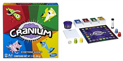Buy Cranium and more Great Board Games Products at 401 Games