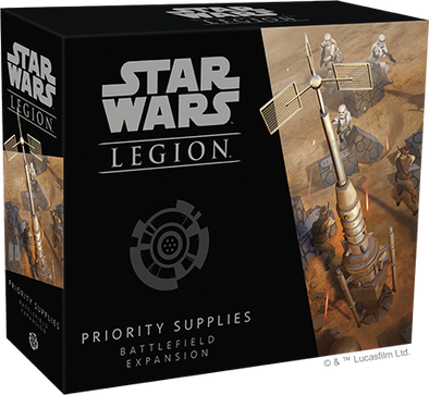 Buy Star Wars - Legion - Priority Supplies and more Great Tabletop Wargames Products at 401 Games