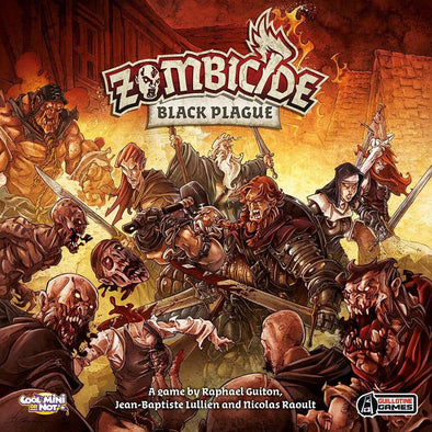 Buy Zombicide - Black Plague and more Great Board Games Products at 401 Games