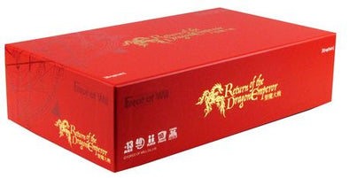 Buy Force Of Will - Return of the Dragon Emperor Booster Box and more Great Force of Will Products at 401 Games