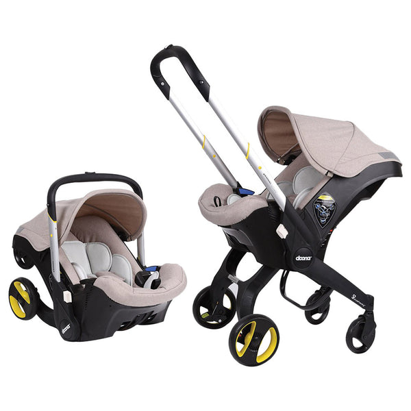 Doona+ Stroller and Infant Car Seat - Dune