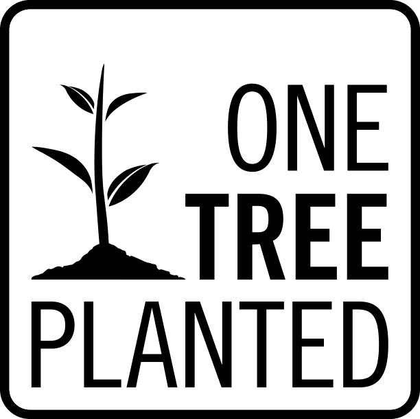 make a purchase and plant a tree one tree planted