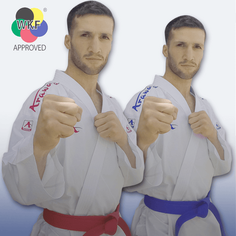 Kamikaze K-One Kumite Gi - WKF Approved