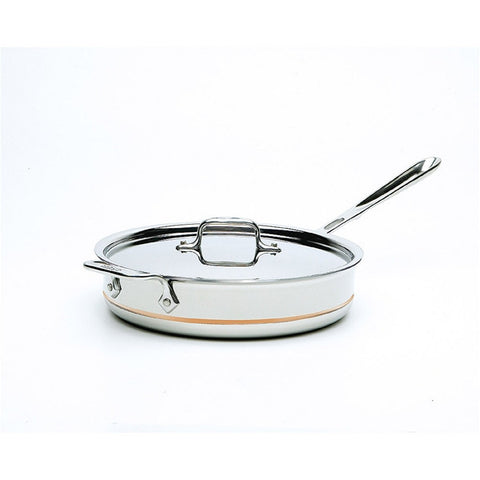 All-Clad Copper Core 3 Qt Saute Pan