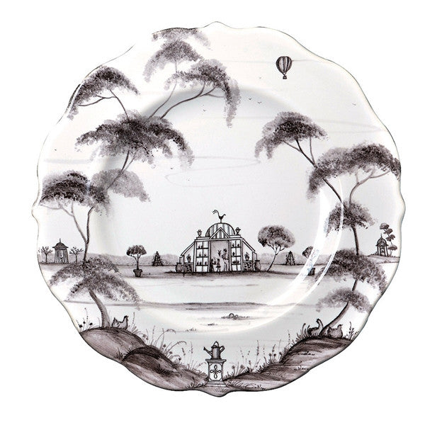 Juliska Country Estate Dessert Plate-Flint
