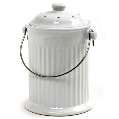 Norpro Ceramic Compost Keeper