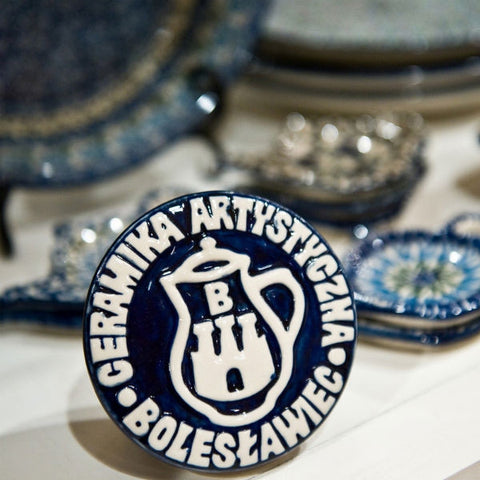 Polish Pottery Custard Dish Ramekin