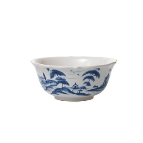 Juliska Country Estate Cereal Bowl Blue