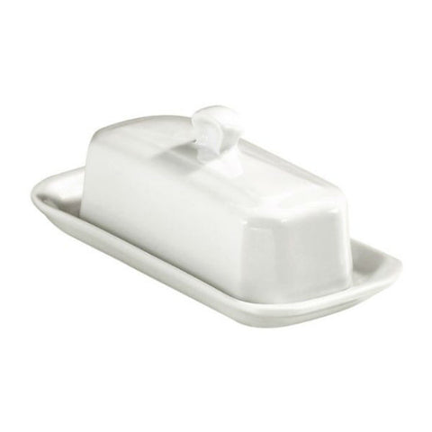 Pillivuyt Butter Tray with Lid - American