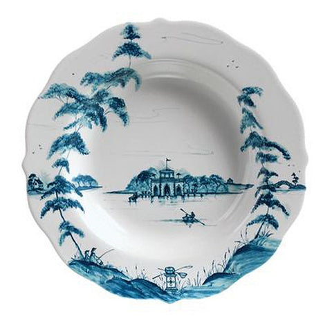 Juliska CE Pasta Bowl Blue