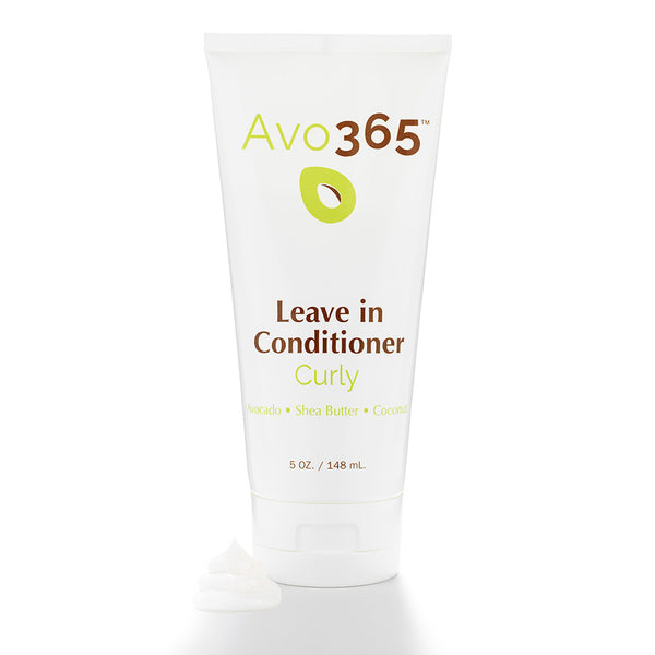 AVO365 CURLY LEAVE IN CONDITIONER