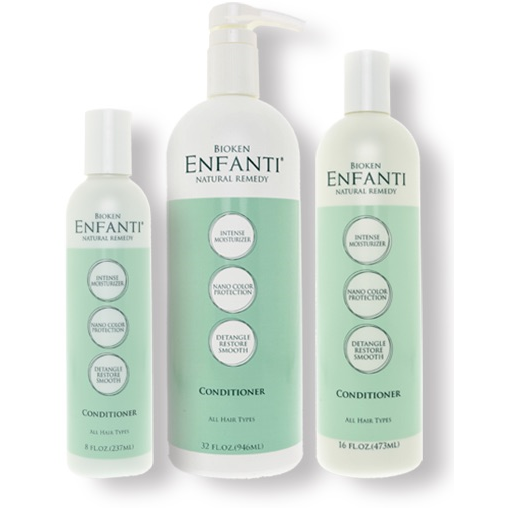 Bioken Enfanti - Natural Remedy Conditioner 16-OZ