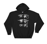 EYE OF HORUS ANIME HOODIE