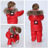 Winter Snow Jacket (2 pcs)