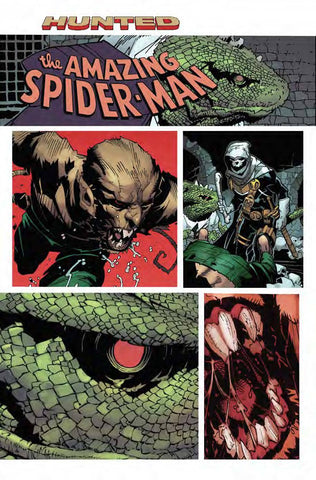 AMAZING SPIDER-MAN #19.HU 2ND PTG BACHALO VAR