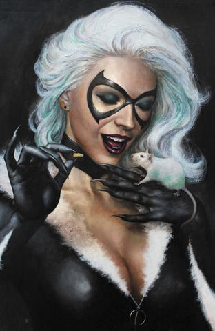BLACK CAT #2 UNKNOWN MIKE CHOI VIRGIN EXCLUSIVE