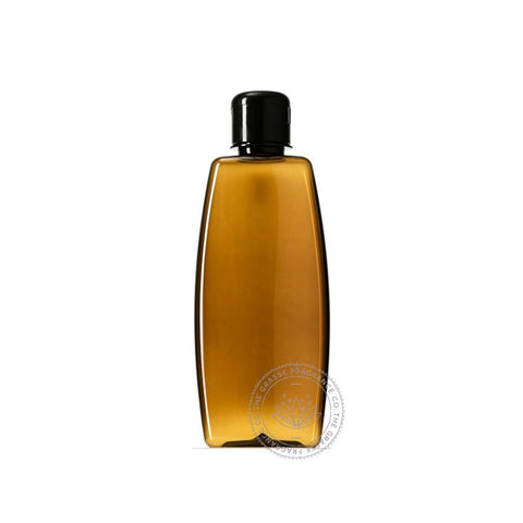 0200ml Paris PET, Dark Amber