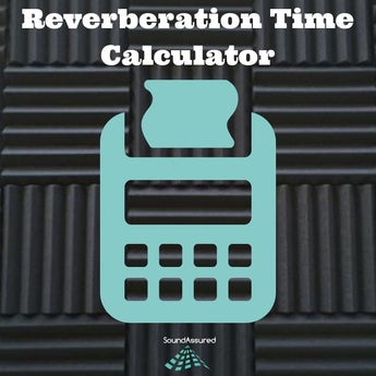 Reverberation Time Calculator And Definition