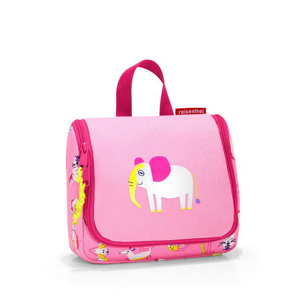 Toiletbag S Kids ABC Friends Pink