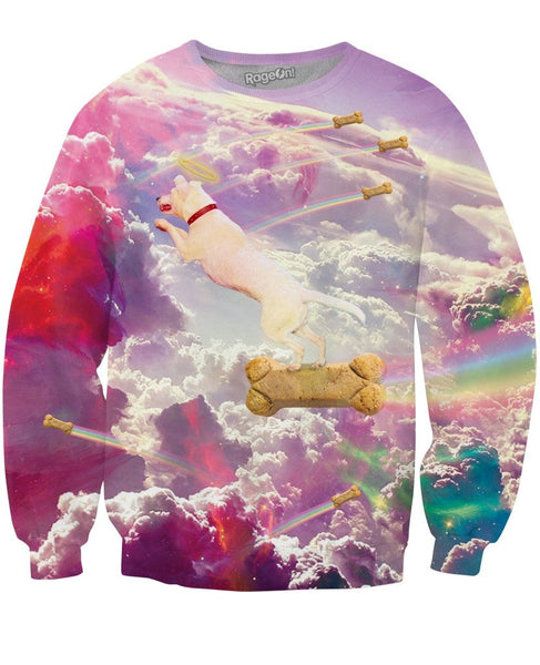 All Dogs Go to Heaven Crewneck Sweatshirt