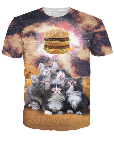 All Kitties Hail the Big Mac