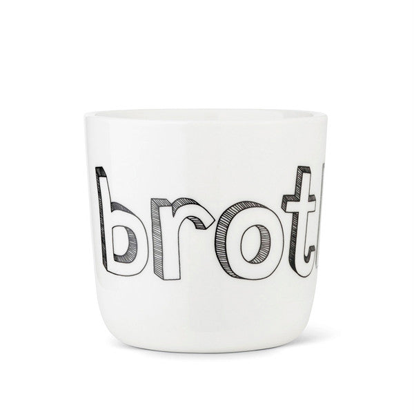 Brother - small cup