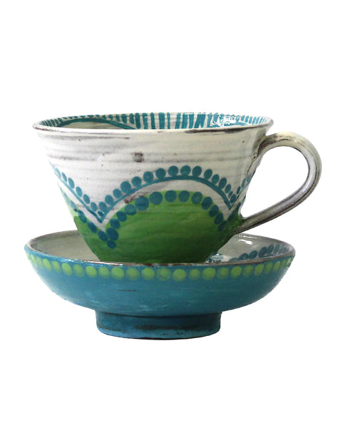 Large Cup & saucer/Bowl No2