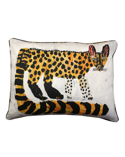 Mirocomachiko Hyena: Cushion Cover