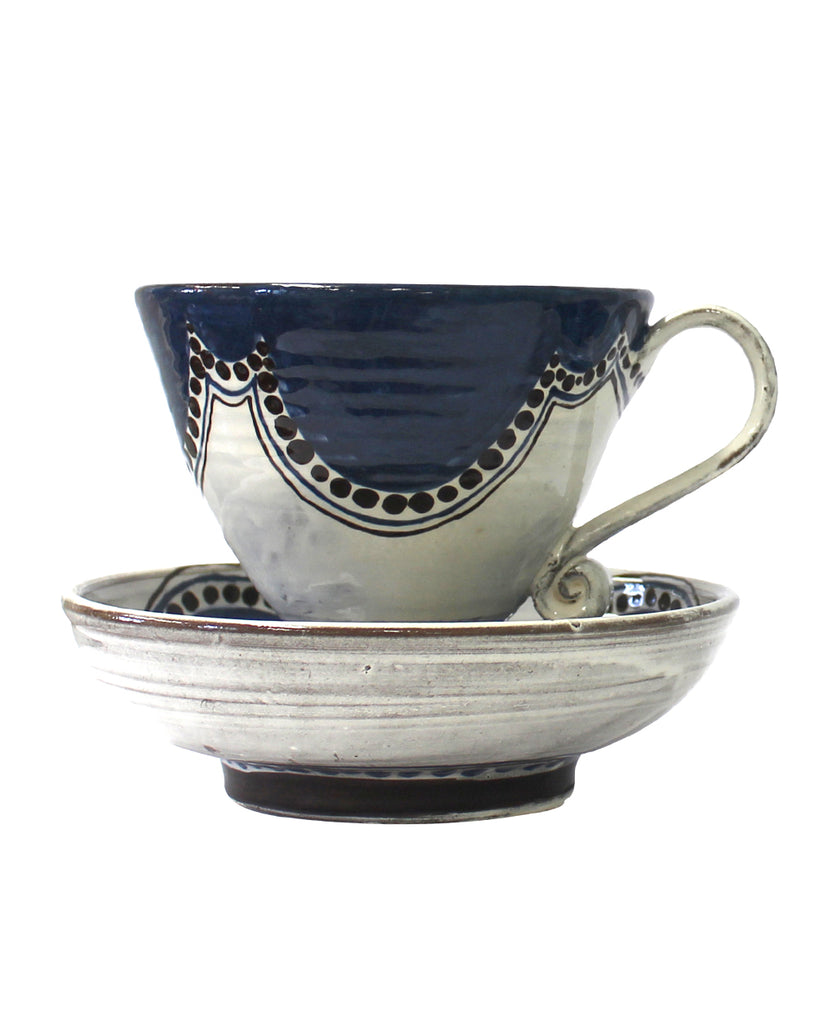 Large Cup & Saucer No2