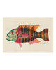 Folk Art Fish No17