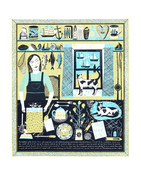 ALICE PATTULLO - Hevva Cake