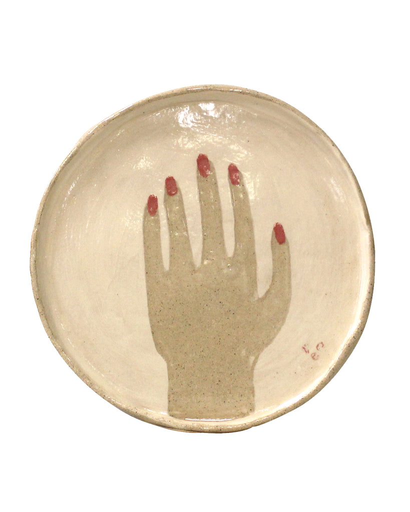 Cake Plate - Little Hand No1