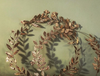 Hedgerow Wreath: INDIAN FLORAL NO1
