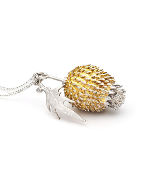 V. WALKER THISTLE LOCKET