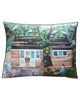 Virginia Woolf's Writing Shed - cushion cover