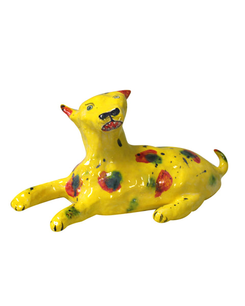 Yellow Spotted Dog