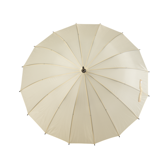 Umbrella rental - ivory