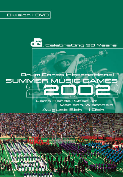 2002 Champs DVD-Top 12