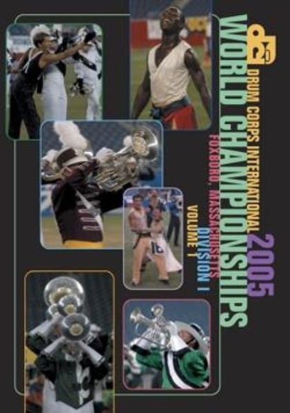 2005 World Championships Top 12 DVD
