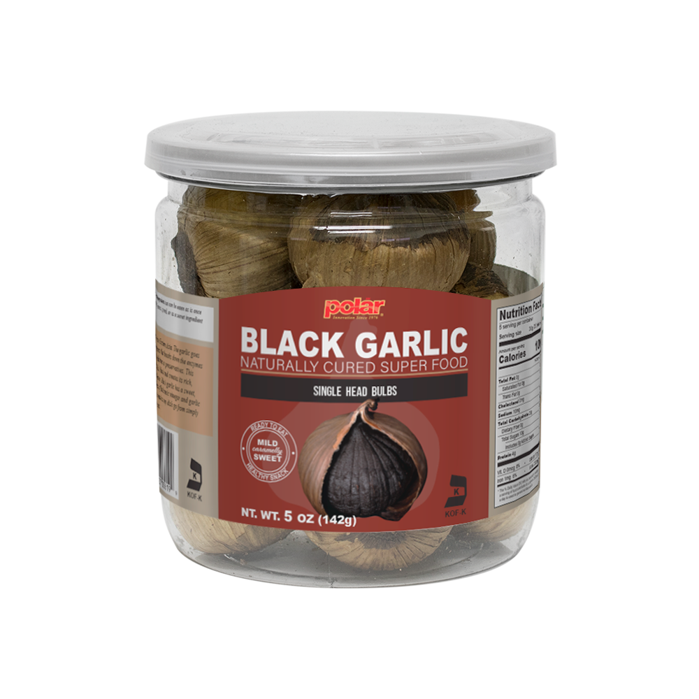 Black Garlic 5oz (Pack of 3 or 6) - MWPolar