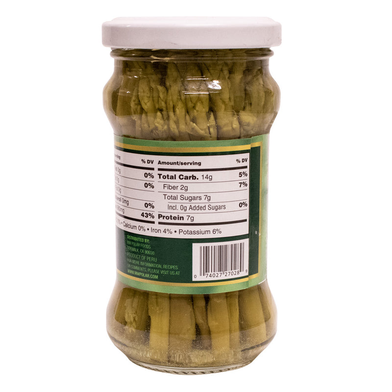 Premium Select Green Asparagus Spear Tips, 6.5 Oz (Pack of 12) - MWPolar