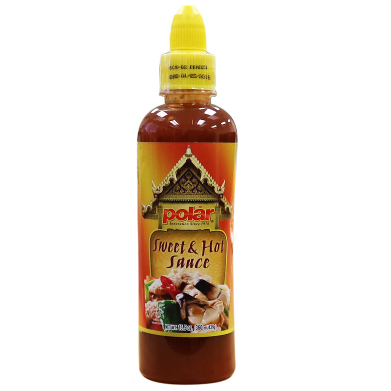 Sweet & Hot Sauce 15.5 oz (Pack of 6 or 12) - MWPolar